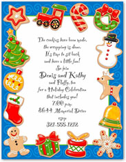 Paper So Pretty - Designer Papers (Christmas Cookies - DP455)