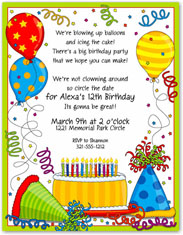 Paper So Pretty - Designer Papers (Birthday Party - DP574)