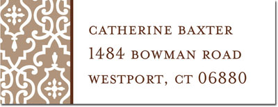 Boatman Geller - Create-Your-Own Address Labels (Wrought Iron)