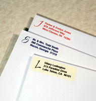 Rytex - Penman Address Labels (Rectangular)
