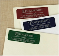 Rytex - Jewel Address Labels
