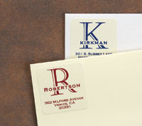Rytex - Castellar Initial Address Labels