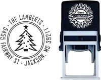 Three Designing Women - Custom Self-Inking Stamps #CS-3513