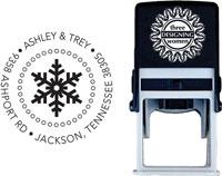 Three Designing Women - Custom Self-Inking Stamps #CS-3518