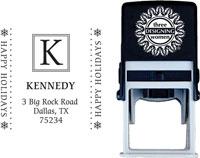 Three Designing Women - Custom Self-Inking Stamps #CS-3520