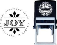Three Designing Women - Custom Self-Inking Stamps #CS-3525