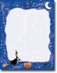 Masterpiece Studios Imprintable Blank Stock - Midnight Magic Letterhead (972816)