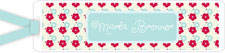 I&#39;m Inkpressed Bookmarks - Charlotte (Holiday Papers #BM-1201)