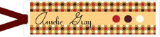 I&#39;m Inkpressed Bookmarks - Amelie Dots (Holiday Papers #BM-1206)