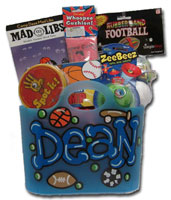 Personalized Camp Care Packages - Boy