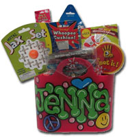 Personalized Camp Care Packages - Girl
