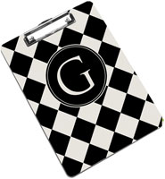 Devora Designs - Clipboards (Diamonds)