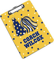Devora Designs - Clipboards (Cheerleader) CHEER-CLPB