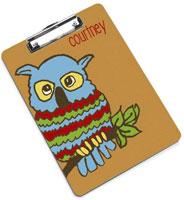 Devora Designs - Clipboards (Owl) CLBS-07