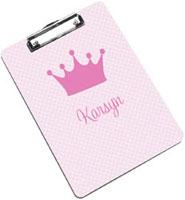 Devora Designs - Clipboards (Princess Tea) PRINCESST-CLPB