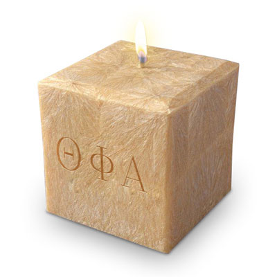 Sorority Candles - Theta Phi Alpha
