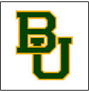 Baylor <br>College Logo Items