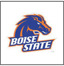 Boise State <br>College Logo Items