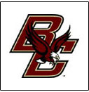 Boston College <br>College Logo Items