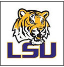 LSU <br>College Logo Items