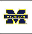 Michigan <br>College Logo Items