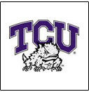 TCU <br>College Logo Items