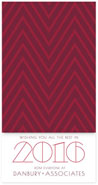 Checkerboard Corporate Holiday Greeting Cards - Moments of Joy (HLC-SWM-G)
