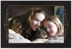 Checkerboard Holiday Photo Cards - Scrolled Frame (HLG-XYK-P)