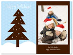 Digital Holiday Photo Cards (Tree) (CH306)