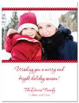 Digital Holiday Photo Cards (Simplicity) (CH308)