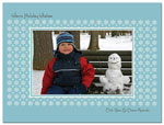 Digital Holiday Photo Cards (Warm Wishes) (CH314)