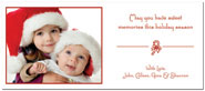 Digital Holiday Photo Cards (Candy Cane) (CH322)