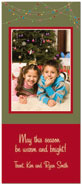 Digital Holiday Photo Cards (Merry and Bright) (CH323)