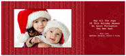 Digital Holiday Photo Cards (Winter Wonderland) (CH326)
