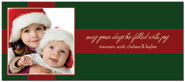 Digital Holiday Photo Cards (Gift Wrapped) (CH330)