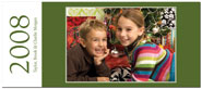 Digital Holiday Photo Cards (Large Photo) (CH337)