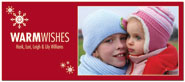 Digital Holiday Photo Cards (Bold) (CH339)