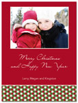 Digital Holiday Photo Cards (Twinkles) (CH348)