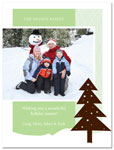 Digital Holiday Photo Cards (Family Tree) (CH349)