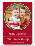 Digital Holiday Photo Cards (Rounded Frame) (CH352)