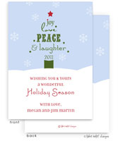 Take Note Designs Digital Holiday Invitations/Greeting Cards - Holiday Love Tree (TND-A-97747)