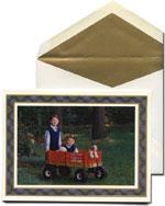 William Arthur Holiday Photo Cards - Holiday Plaid (#29-100234)