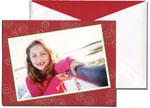 William Arthur Holiday Photo Cards - Circle Stitches (#29-100290)