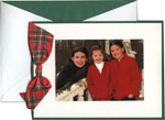 William Arthur Holiday Photo Cards - Forest Green Bordered (#29-76077-100206)