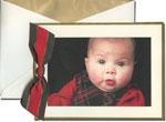 William Arthur Holiday Photo Cards - Gold Border (#29-76504-100171)