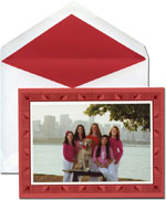 William Arthur Holiday Photo Cards - Radiant Frame (#29-106431)