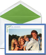 William Arthur Holiday Photo Cards - Happy Holidays (#29-106453)