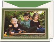 William Arthur Holiday Photo Cards - Woodland & Sage (29-28041) (29-106405)