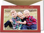 William Arthur Holiday Photo Mount Cards - Christmas 2015 (#29-106635)