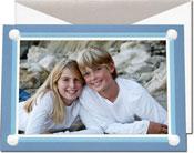 William Arthur Holiday Photo Mount Cards - Seaside (#29-106645)